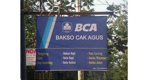 Cuma Ada di Indonesia :: Bakso Cak Agus