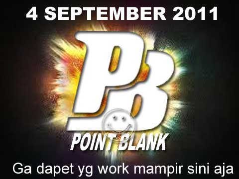 Cheat Point Blank 4 September 2011 PB 04092011…