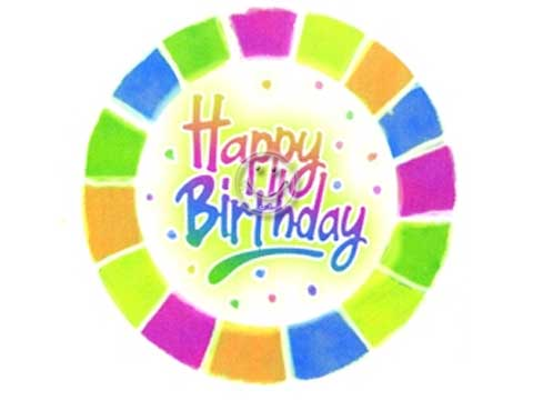 Happy Birthday Gift Card :: For BB Messenger…