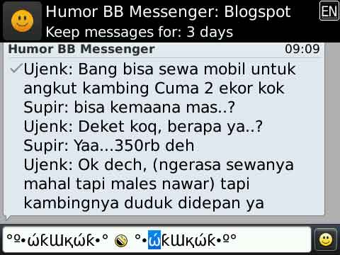 Sewa angkut Kambing Kurban :: Humor Idul Qurban 1432H | Humor Singkat