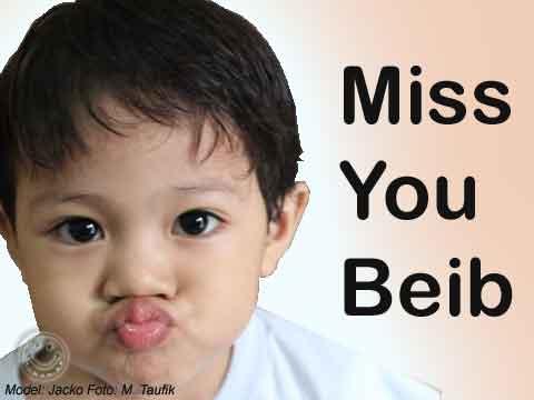 Miss You Beib :: Gambar DP Status Blackberry Messenger…