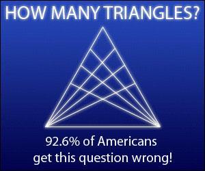 Ada Berapa Segitiga Soal Dan Jawaban Kumpulan Bbm Quiz Humor Singkat Lucu Gambar Humor