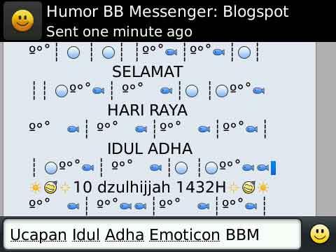 kata kata dan gambar ucapan idul adha 1432 h emoticon