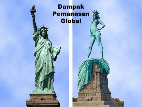 Akibat-pemanasan-global..