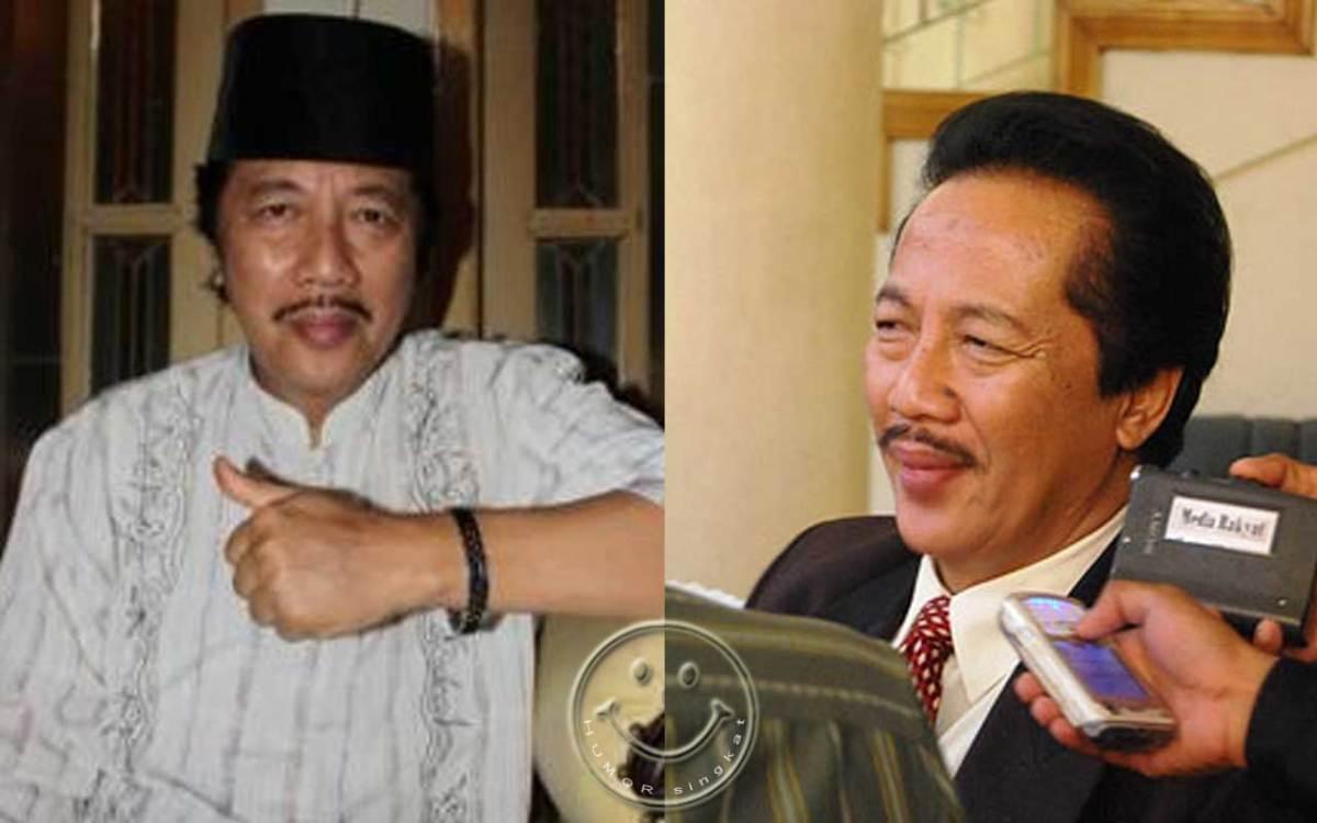 Kang Aom Kusman Wafat Selamat Jalan Tokoh Abah Iteung Humor