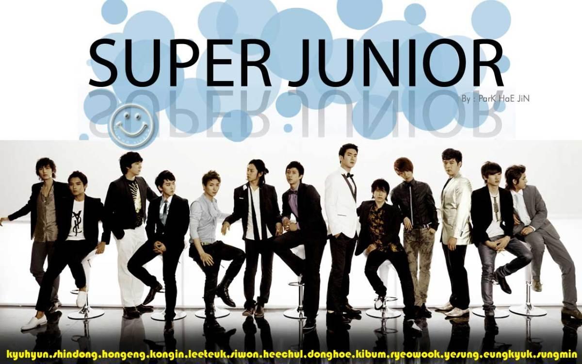 Super Junior Akan Konser Di Jakarta Hebohkan Twitter SuJu 2012