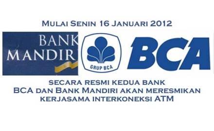 BCA-Mandiri