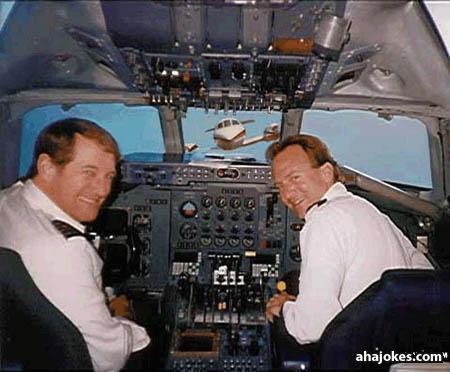 Humor Singkat Pilot