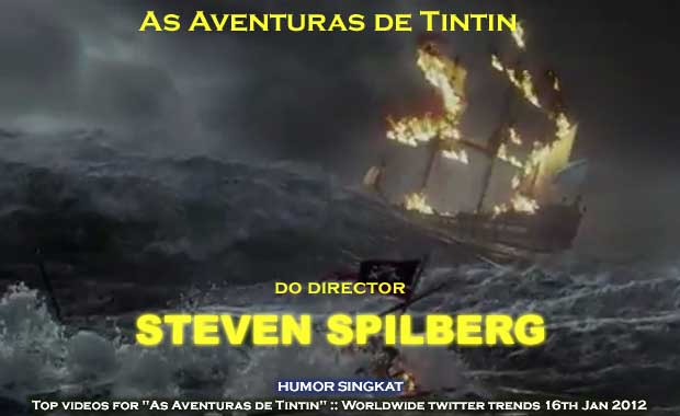"Top videos for ""As Aventuras de Tintin"" :: Worldwide twitter trends"
