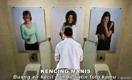 Gambar Kencing Manis :: Humor Gambar lucu