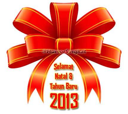 Galeri Ucapan Natal & Tahun Baru 2013 :: DP BB Natal · Posted on