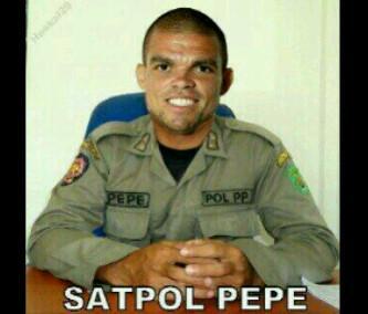 Gambar lucu Satpol Pepe