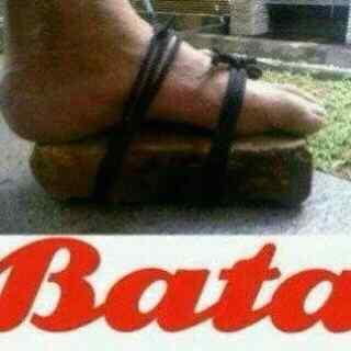 Gambar lucu Sepatu Bata